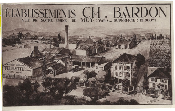 Bardon-Le-Muy