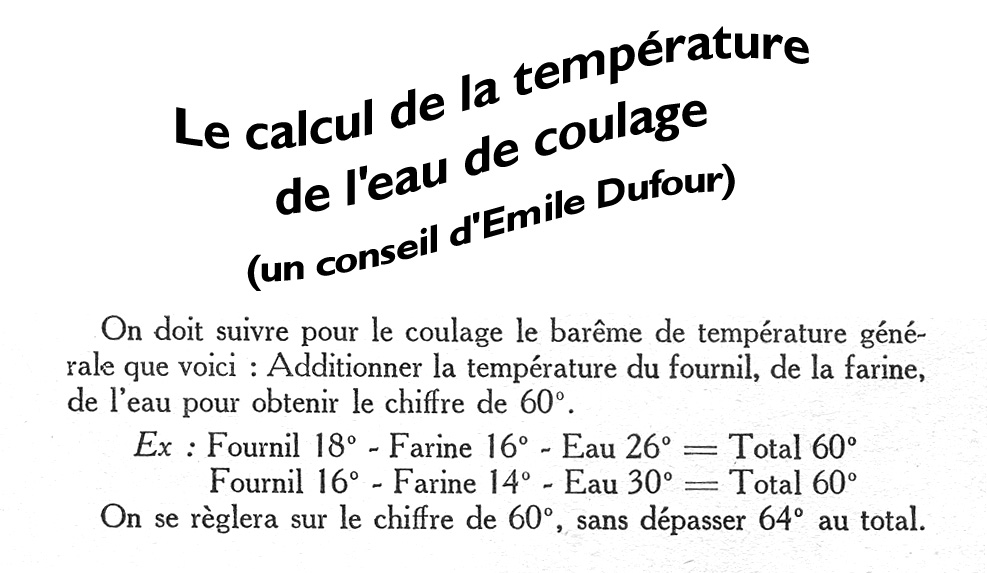 Crebesc - Comment calculer la temperature ...