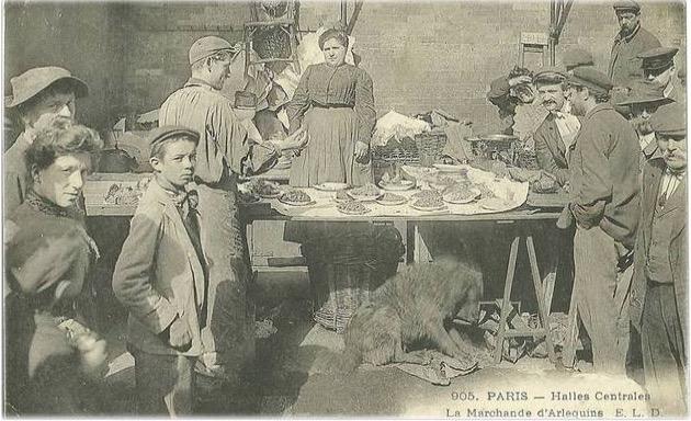 Boulangers en vieux