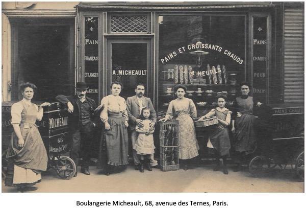 Boulangeries parisiennes