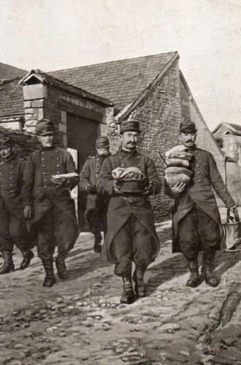 Guide du boulanger mobilisé, WW1.