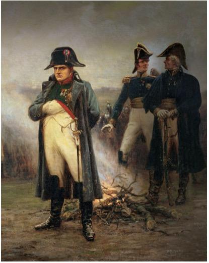 Boulangerie de campagne, 1812