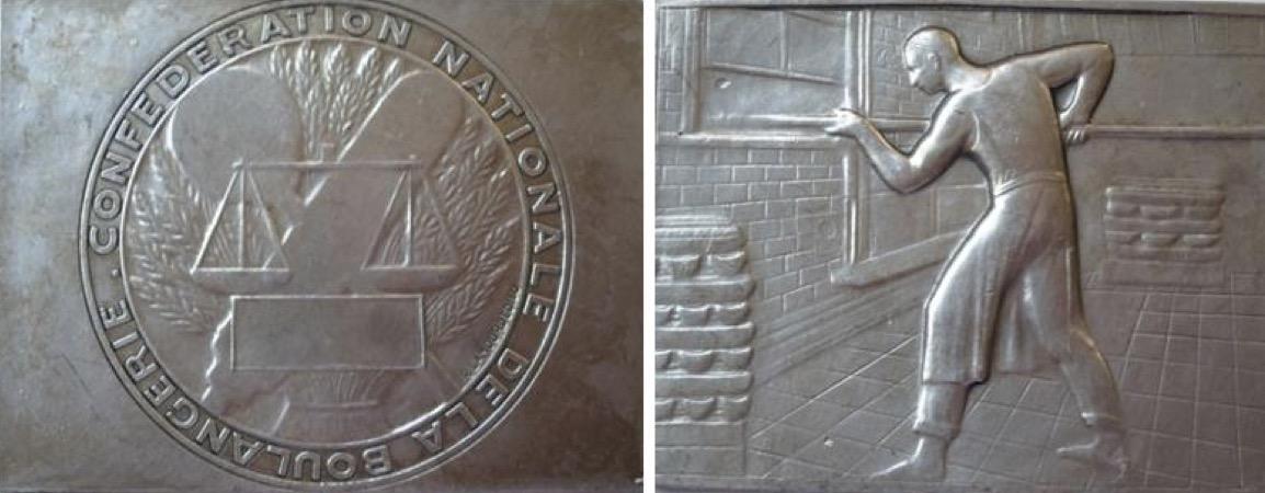 Médaille de la Confédération Nationale de la Boulangerie