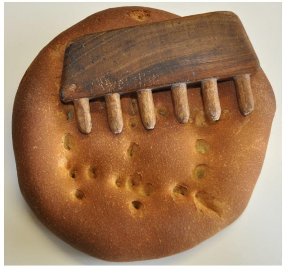 Le biscuit à soupe, le pain à soupe