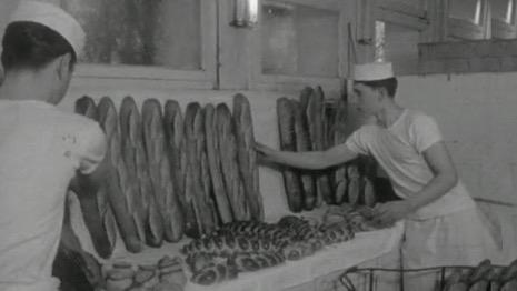 Petite histoire du pain et de la baguette