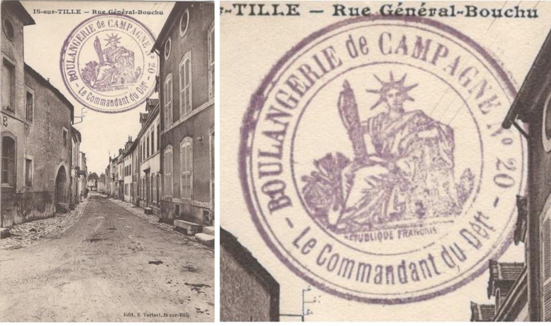 Boulangerie de Campagne Is- sur-Tille