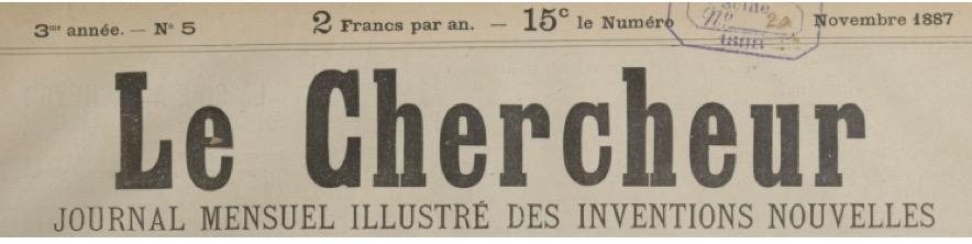 La Boulangerie de Campagne 1887
