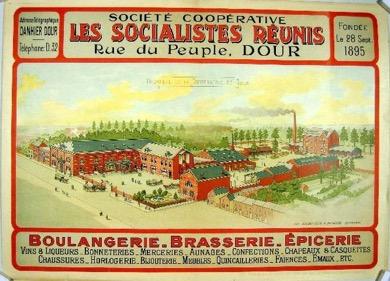 Sté Coopérative Les Socialistes Réunis