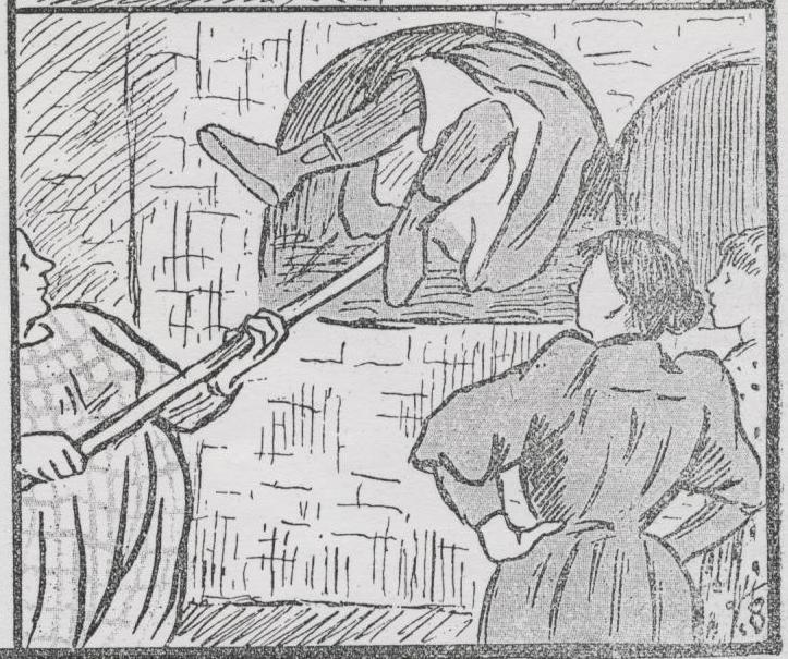9- La méchante boulangère