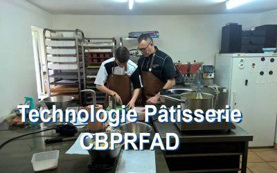 Protégé: Technologie de la Pâtisserie
