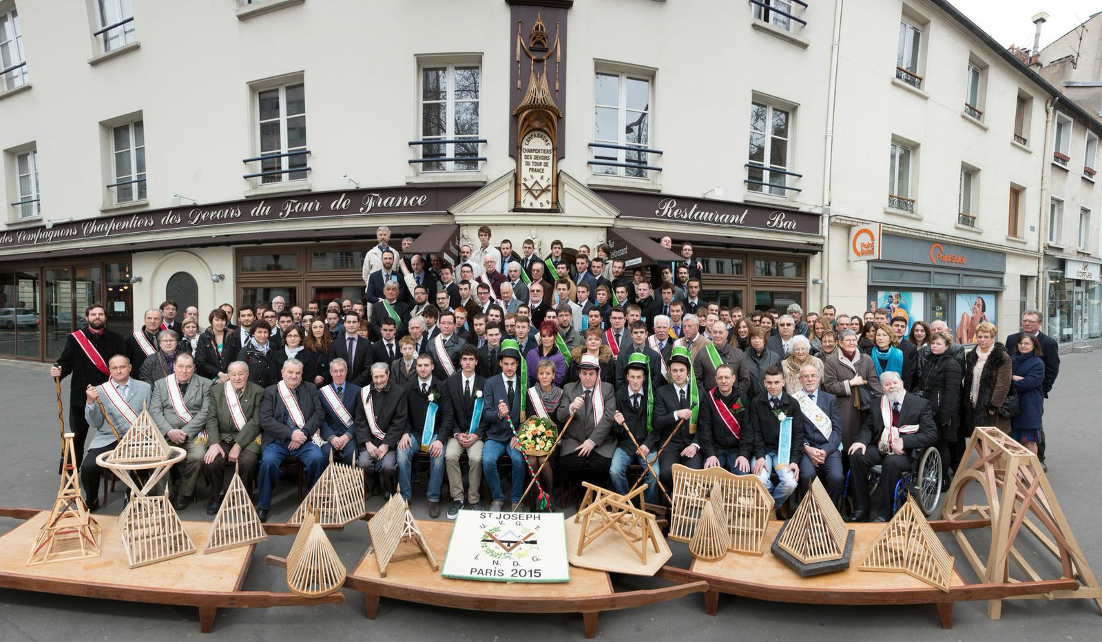 Compagnons boulangers patissiers for Les compagnons des jardins