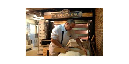 Laurent Bonneau, l'apôtre du bon pain