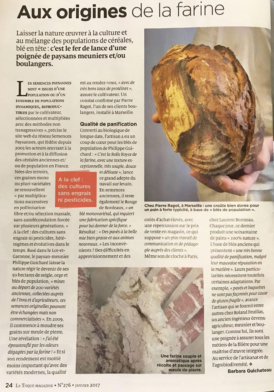 La Toque Magazine