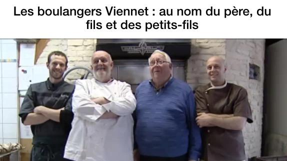 FR3 : Les boulangers Viennet